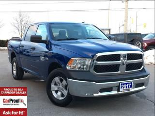 Used 2017 Dodge Ram 1500 SXT**BLUETOOTH**BACK UP CAMERA** for sale in Mississauga, ON