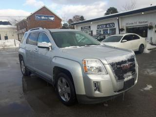 Used 2012 GMC Terrain SLT2 AWD for sale in Waterdown, ON