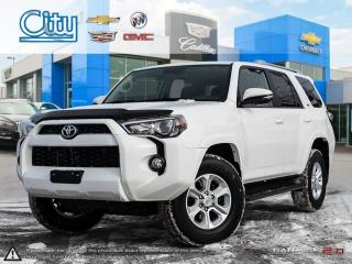 Used 2016 Toyota 4Runner SR5 V6 5A for sale in North York, ON
