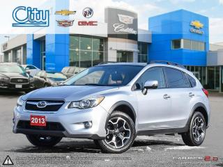 Used 2013 Subaru XV Crosstrek Limited Pkg CVT for sale in North York, ON