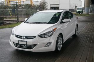 Used 2013 Hyundai Elantra Limited for sale in Langley, BC