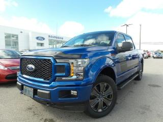 Used 2018 Ford F-150 *DEMO* XLT 2.7L ECO 301A for sale in Midland, ON