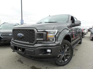 Used 2018 Ford F-150 *DEMO* LARIAT 5.0L V8 502A for sale in Midland, ON