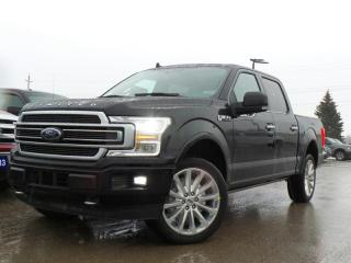 Used 2018 Ford F-150 *DEMO* LIMITED 3.5L V6 ECO 900A for sale in Midland, ON