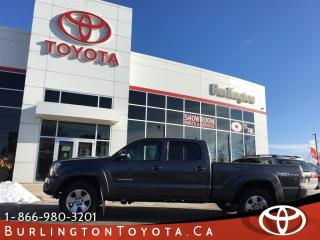 Used 2015 Toyota Tacoma V6 for sale in Burlington, ON