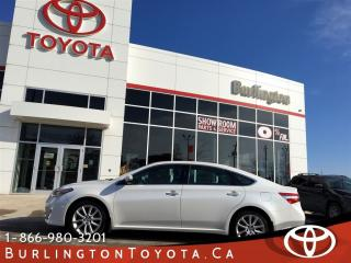 Used 2014 Toyota Avalon Limited for sale in Burlington, ON