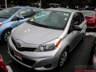 Used 2013 Toyota Yaris CE (M5) for sale in Port Moody, BC