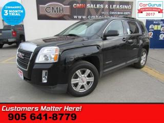 Used 2015 GMC Terrain SLE-2  CAM 8W-P/SEAT HTD-SEATS BT PREM-AUDIO REMOTE for sale in St Catharines, ON