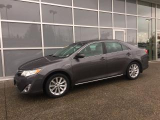 Used 2014 Toyota Camry HYBRID XLE for sale in Surrey, BC