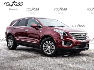 Used 2017 Cadillac XT5 Luxury AWD Nav Roof Only 10K for sale in Thornhill, ON
