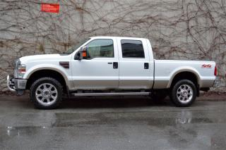 Used 2009 Ford F-350 Lariat Super Duty Crew Cab 4x4 for sale in Vancouver, BC