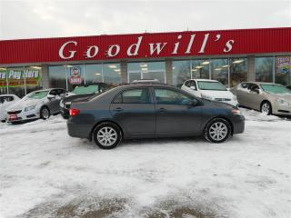 Used 2013 Toyota Corolla LE! HEATED SEATS! for sale in Aylmer, ON