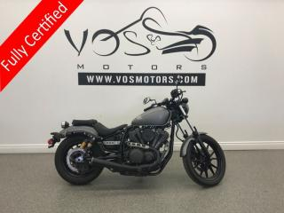 Used 2014 Yamaha XVS950 - No Payments For 1 Year** for sale in Concord, ON