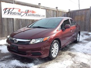 Used 2012 Honda Civic EX for sale in Stittsville, ON
