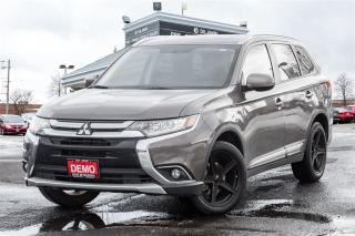 Used 2017 Mitsubishi Outlander ES |7 SEATS|SUNROOF|18 ALLOYS|CLEAN HISTORY|DEMO| for sale in Mississauga, ON
