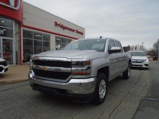 Used 2017 Chevrolet Silverado 1500 LT for sale in Bridgewater, NS