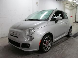 Used 2014 Fiat 500 WOW!!!  Will not last....priced to sell!!! for sale in Dartmouth, NS