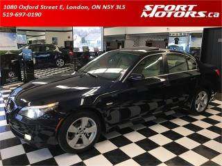 Used 2008 BMW 5 Series 528xi for sale in London, ON