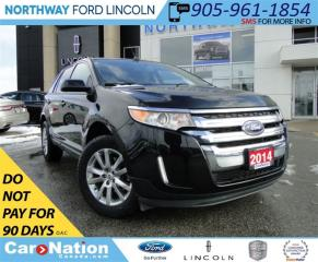 Used 2014 Ford Edge SEL | NAV | PANO ROOF | LEATHER | REAR CAM | for sale in Brantford, ON