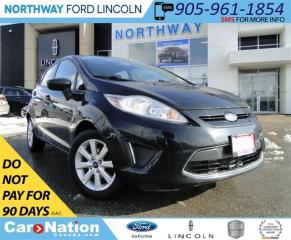 Used 2011 Ford Fiesta SE | KEYLESS ENTRY | SAT RADIO | SYNC | for sale in Brantford, ON