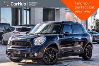 Used 2012 MINI Cooper Countryman S AWD|Bluetooth|Keyless_Entry|Sat|17