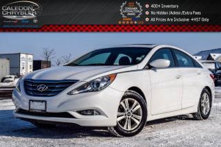 Used 2013 Hyundai Sonata GL|Sunroof|Bluetooth|Keyless Entry|Pwr Windows|16