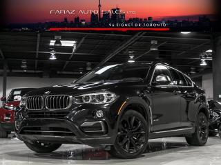 Used 2015 BMW X6 3.5i|HEADSUP|NAVI|360CAM|LOADED for sale in North York, ON