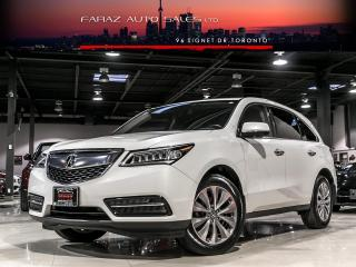 Used 2016 Acura MDX FULLY LOADED|NAVI|B.SPOT|LDW|ACC|LOADED for sale in North York, ON