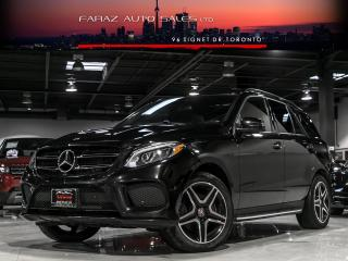 Used 2016 Mercedes-Benz GLE GLE350d|AMG|B.SPOT|NAVI|360CAM|DIESEL|LOADED for sale in North York, ON