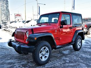 Used 2016 Jeep Wrangler Sport HARD TOP, SIDE STEPS, ONLY 8000 KMS !!! for sale in Concord, ON