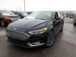 Used 2017 Ford Fusion SE, NAV, SE Luxury Pkg for sale in Scarborough, ON