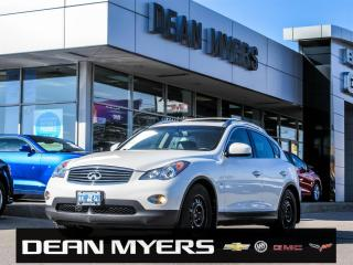 Used 2014 Infiniti QX50 BASE for sale in North York, ON