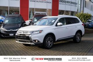 Used 2016 Mitsubishi Outlander GT S-AWC for sale in Vancouver, BC