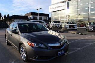 Used 2014 Acura ILX Tech at for sale in Langley, BC