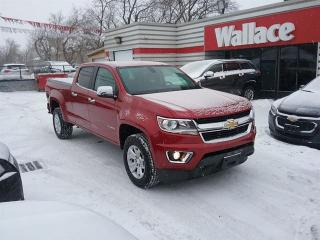 Used 2015 Chevrolet Colorado LT Crew Cab 4WD Low Km for sale in Ottawa, ON