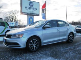 Used 2016 Volkswagen Jetta Comfortline 1.4L for sale in Cambridge, ON