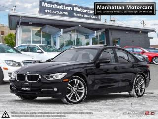 Used 2014 BMW 3 Series 320i X-DRIVE |NAV|PHONE|1OWNER|ROOF|NOACCIDENT for sale in Scarborough, ON