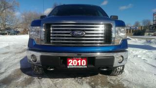 Used 2010 Ford F-150 XLT XTR/BLUETOOTH/MICROSOFT SYNC for sale in Cambridge, ON