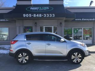 Used 2012 Kia Sportage EX for sale in Mississauga, ON