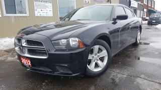Used 2012 Dodge Charger SE-SMART KEY-ALLOYS-PWR SEAT for sale in Tilbury, ON