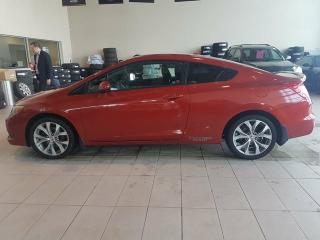 Used 2012 Honda Civic Si - B/U Cam, Sunroof + Remote Start! for sale in Red Deer, AB