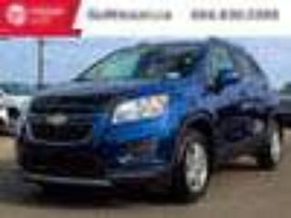Used 2014 Chevrolet Trax 1LT All-wheel Drive for sale in Edmonton, AB