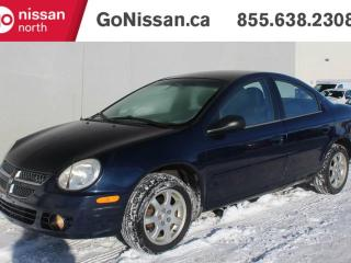 Used 2005 Dodge SX 2.0 AUTO, ALLOYS, POWER LOCKS AND WINDOWS for sale in Edmonton, AB