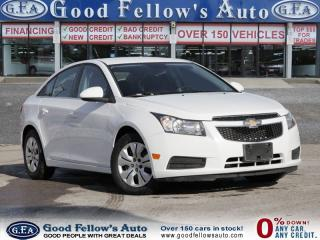 Used 2013 Chevrolet Cruze 1 LT MODEL, 4 CYL 1.4 LITER TURBOCHARGER for sale in North York, ON