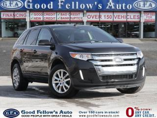 Used 2014 Ford Edge LIMITED,AWD,PANORAMA ROOF,LEATHER SEATS,NAVIGATION for sale in North York, ON