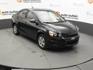 Used 2014 Chevrolet Sonic LS for sale in Red Deer, AB