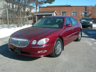Used 2008 Buick Allure CXL for sale in Oshawa, ON