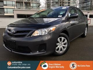 Used 2013 Toyota Corolla CE for sale in Richmond, BC
