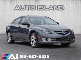 Used 2009 Mazda MAZDA6 4dr Sdn I4 GT for sale in North York, ON