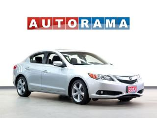 Used 2013 Acura ILX LEATHER SUNROOF BLUETOOTH for sale in North York, ON